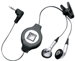 Use with computers MP3 and CD players and other devices with headphones jacks 36 retractable cord