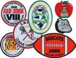 Custom Design-Your-Own Patch. We can assist you in designing your own custom patch for your team, league or tournament. Along with our manufacturing experience, we use only the highest quality materials and highly advanced, state of the art computerized